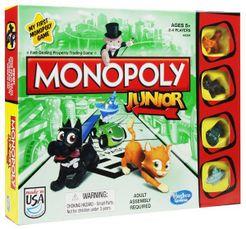 Monopoly Junior Cover Artwork