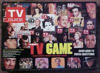 Board Game: TV Guide's TV Game