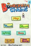 Video Game: Bomberman Chains