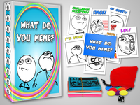 Board Game: What Do You Meme?