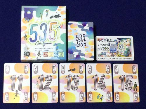 Board Game: 535