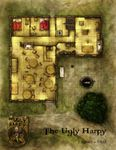 RPG Item: The Ugly Harpy Cartography