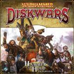 Board Game: Warhammer: Diskwars – Hammer and Hold