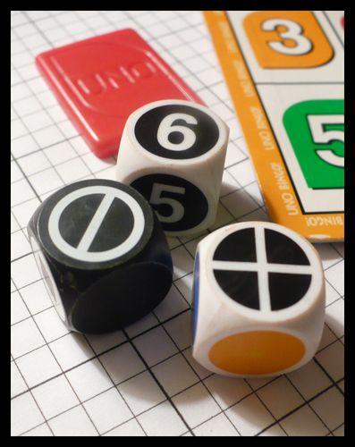 Board Game: UNO Bingo