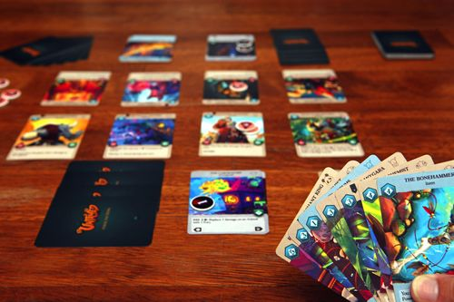 Board Game: Untamed: Feral Factions