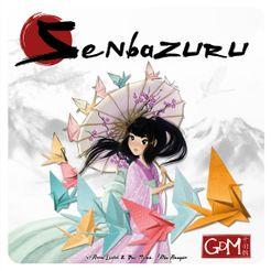 SenbaZuru Cover Artwork