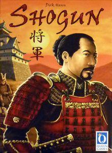 Shogun Cover Artwork
