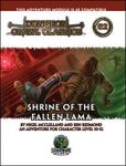 RPG Item: DCC #062: Shrine of the Fallen Lama