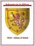 RPG Item: FN10: Abbey of Sobek