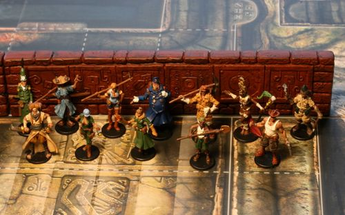 Board Game: The Adventurers: The Temple of Chac