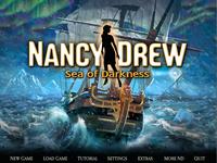 Video Game: Nancy Drew: #32 Sea of Darkness