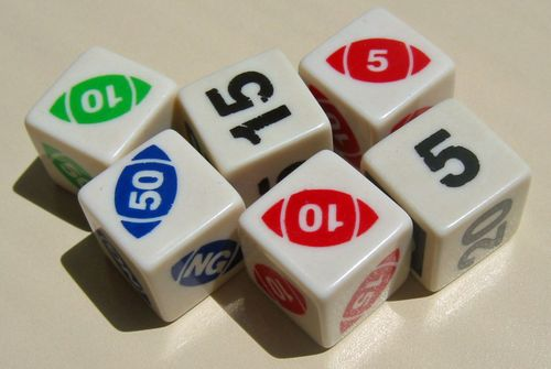 Board Game: Half-Time Football