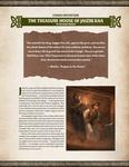 RPG Item: The Treasure House of Jaizin Kaa
