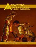 RPG Item: Amazing Adventures Manual of Monsters