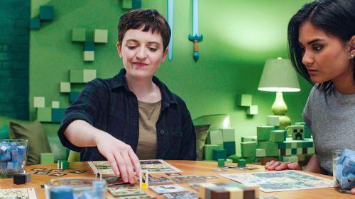 Board Game: Minecraft: Builders & Biomes