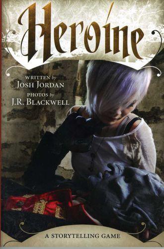 RPG Item: Heroine