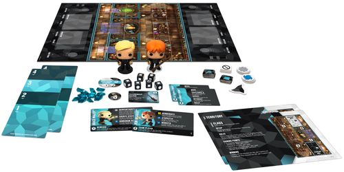 Board Game: Funkoverse Strategy Game: Harry Potter 101