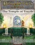 RPG Item: Dragonwars of Trayth A4: The Temple of Trayth