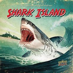 Shark Island Cover Artwork