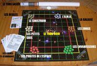 Board Game: Glonk Le Choc des Aliens