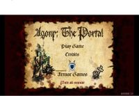 Video Game: Agony The Portal
