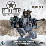Board Game: Dust Tactics: Revised Core Set