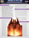 RPG Item: StarStreamers: World Killer