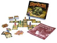 Board Game: Drakon (Second Edition)