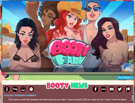 Video Game: Booty Farm