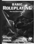 RPG Item: Basic Roleplaying: The Chaosium System – Magic Book