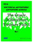 RPG Item: EG1A: The Oracle of Basylthor: Treasure Pack I