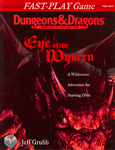 RPG Item: Fast Play Game: Eye of the Wyvern