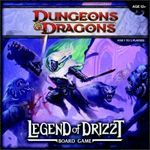 Board Game: Dungeons & Dragons: The Legend of Drizzt Board Game