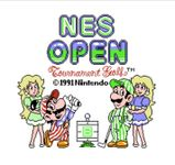 Video Game: NES Open Tournament Golf
