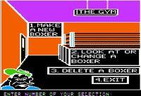 Video Game: Sierra Championship Boxing