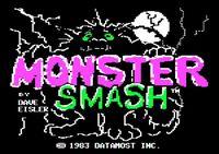 Video Game: Monster Smash