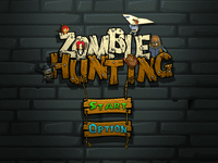 Video Game: Zombie Hunting