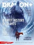 Issue: Dragon+ (Issue 9 - Aug 2016)
