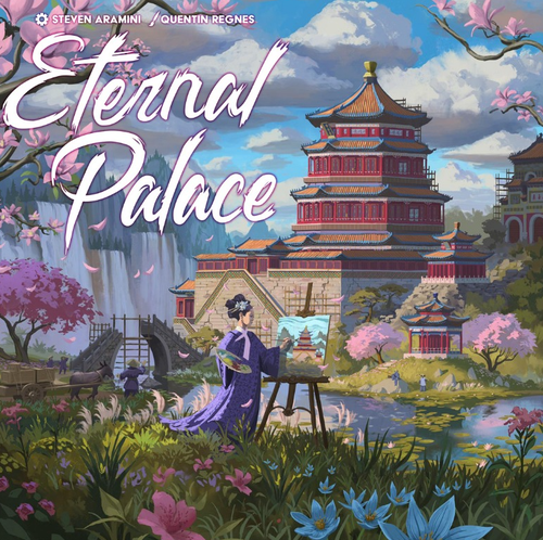 Board Game: Eternal Palace