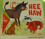 Board Game: Hee Haw