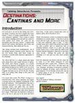 RPG Item: Destinations: Cantinas and More