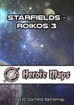 RPG Item: Heroic Maps: Starfields: Roikos 3