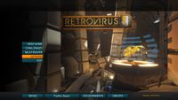 Video Game: Retrovirus