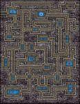 RPG Item: VTT Map Set 015: Maze of Reflections