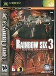 Video Game: Tom Clancy's Rainbow Six 3