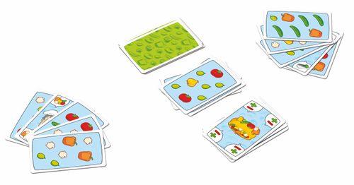 Board Game: Greek Salad
