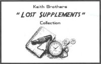 Series: The Lost Supplements Collection