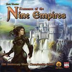 Board Game: Romance of the Nine Empires