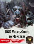 RPG Item: Fantasy Grounds: D&D Volo's Guide to Monsters