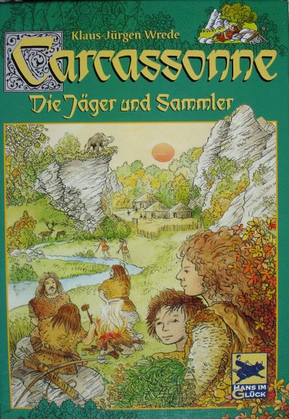 his res image of German version box front
